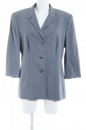 Escada Boyfriend-Blazer grau Business-Look
