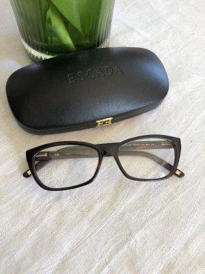 Escada Glasses dark brown
