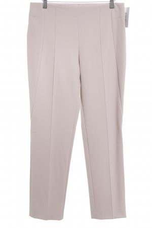 Escada Bundfaltenhose rosé Business-Look