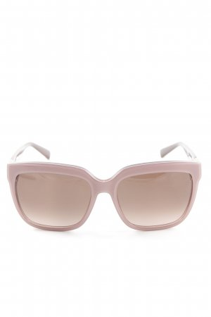 Escada Butterfly Brille rosé Beach-Look