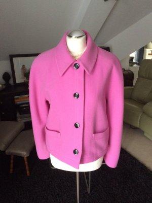 Escada by margaretha Ley Mantel Jacke rosa pink Kaschmir Gr. 38 M
