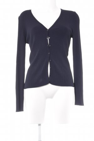 Escada Cardigan dunkelblau Casual-Look