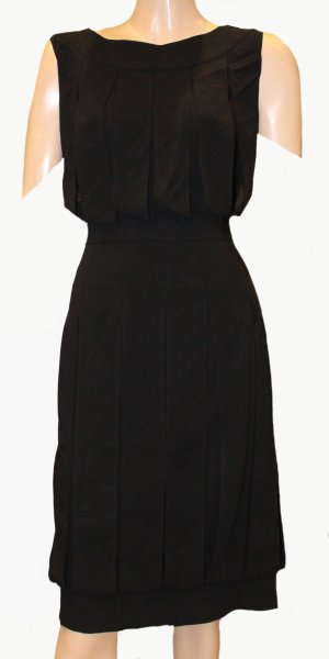 ESCADA Cocktail Kleid schwarz Gr. 36/38