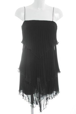 Escada Cocktailkleid schwarz 20ies-Stil