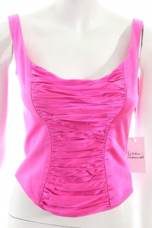 Escada Corsagen Top pink Eleganz-Look