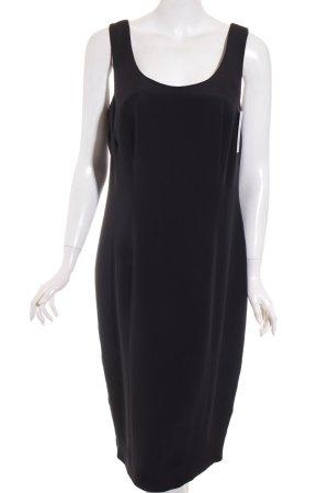 Escada Couture Bleistiftkleid schwarz Business-Look