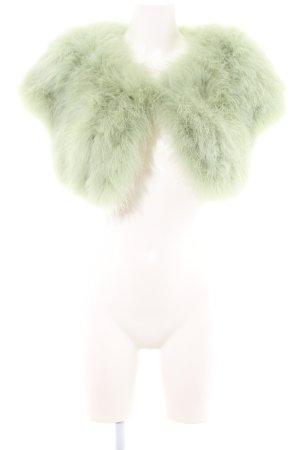 Escada Couture Bolero green extravagant style