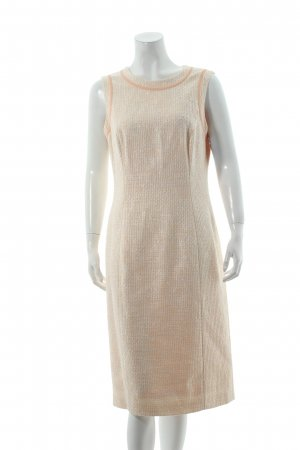 Escada Couture Kleid nude-hellrosa Eleganz-Look