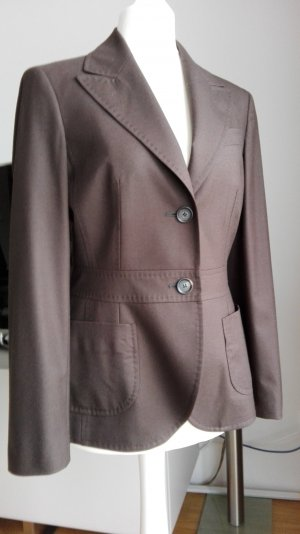 Escada Edition Wool Blazer dark brown new wool