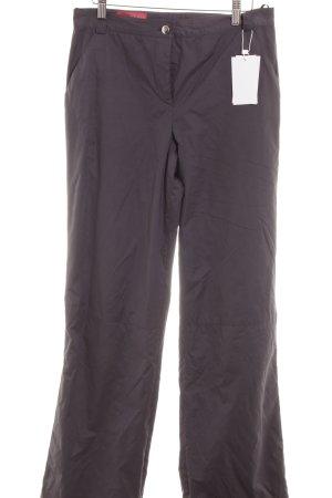Escada Golf pantalonera gris oscuro-color plata Elementos metálicos