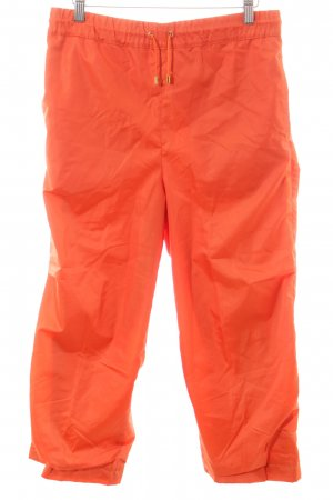 Escada Golf Sporthose orange sportlicher Stil