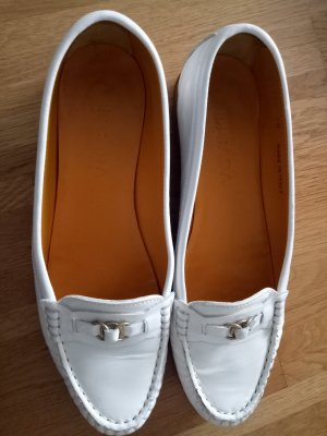 Escada Ballerinas white