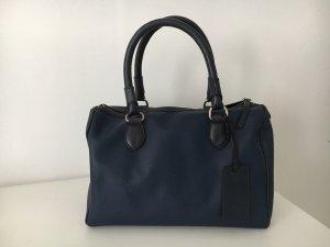 Escada Handbag dark blue