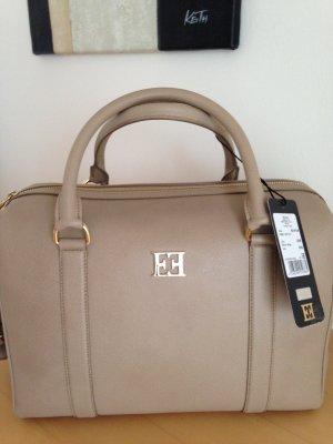 Escada Handbag sand brown leather