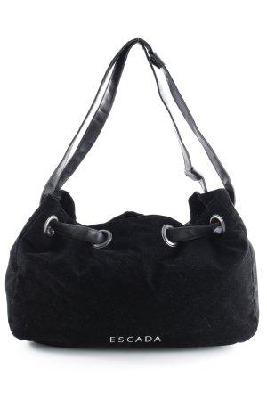 Escada Handbag black casual look
