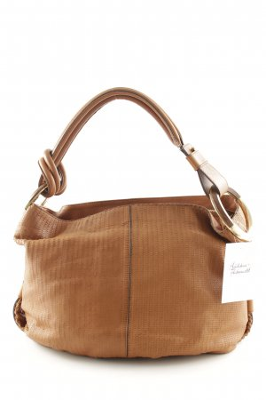 Escada Carry Bag cognac-coloured casual look