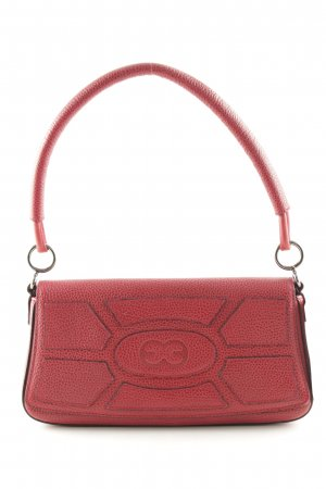 Escada Carry Bag dark red elegant