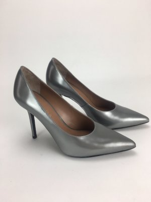 Escada High Heels silver-colored