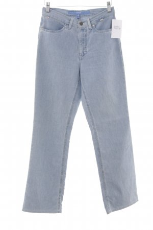 Escada High Waist Jeans himmelblau Casual-Look