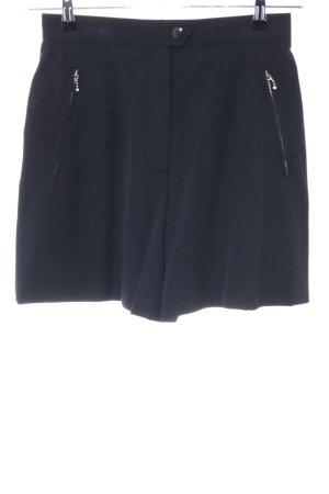 Escada High waist short zwart casual uitstraling