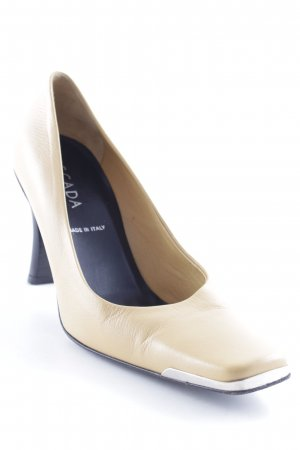 Escada Hochfront-Pumps mehrfarbig Business-Look