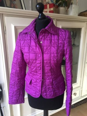 Escada Quilted Jacket violet