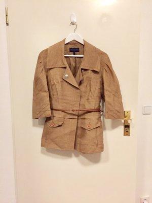 ESCADA Jacke aus Leinen und Viskose / tolles Designerstück