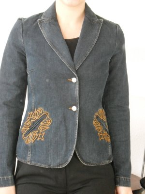 ESCADA Jeans Blazer Gr 38 top Zustand