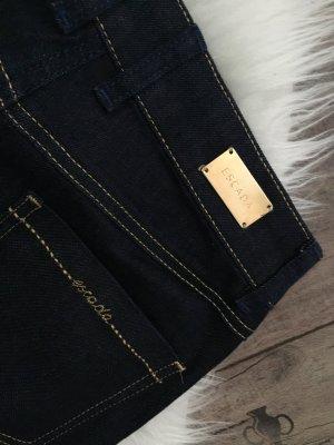 Escada Jeans XS 32 inch: ca. 25 Gold blau neu 159€