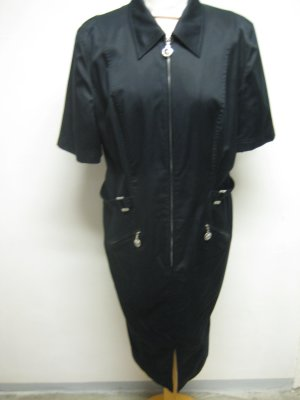 Escada Cargo Dress black cotton