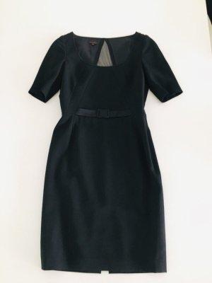 """Escada Kleid """"kleines Schwarzes"""" klassisch  Stretch  Größe 36"""