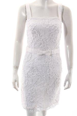 Escada Kleid weiß Elegant