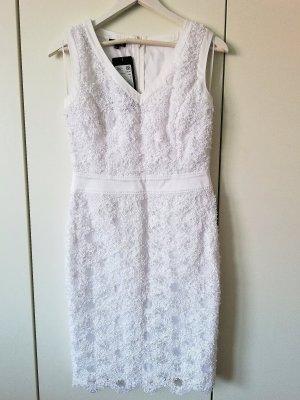 Escada Kleid Weiß Sommerkleid
