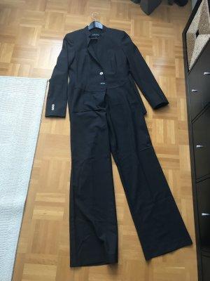 Escada Komplett Anzug (Hose und Jacke) Gr.38 Farbe: Grau