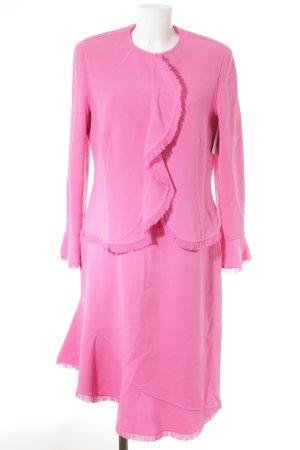 Escada Damespak roze straat-mode uitstraling