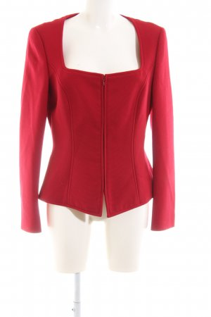 Escada Kurz-Blazer rot Business-Look