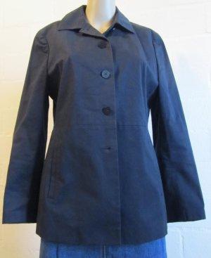 ESCADA: Leichte schwarze Jacke, gefüttert, Gr. 38