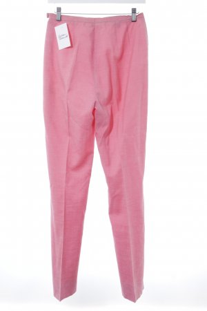Escada Linen Pants pink elegant