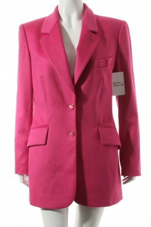Escada Long-Blazer pink Casual-Look