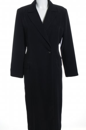 Escada Long-Blazer schwarz Business-Look