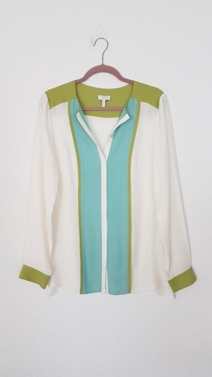 Escada Sport Blouse en soie multicolore