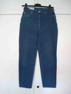 Escada Margaretha Ley Jeans Denim Blue, Pocket Style, High Waste