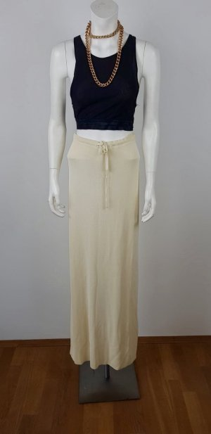Escada Maxi Skirt natural white viscose