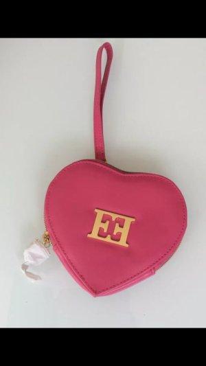 ESCADA - Mini Clutch Tasche Herz