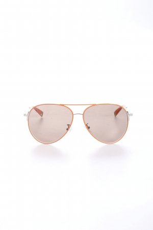 Escada Pilot Brille orange Ethno-Look
