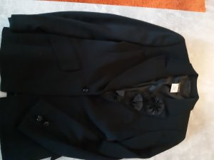 Escada Gilet de costume noir