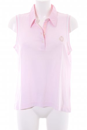 Escada Polo-Shirt hellrosa Casual-Look