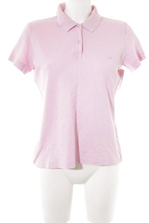 Escada Polo-Shirt rosa Casual-Look