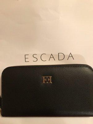 Escada Wallet black-gold-colored