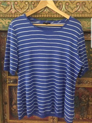 Escada - Pulli/Shirt aus 99% Baumwolle 1% Elastan # XL = ab D 40 - D 44